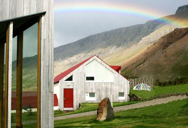 Breiddalsvik - Islande