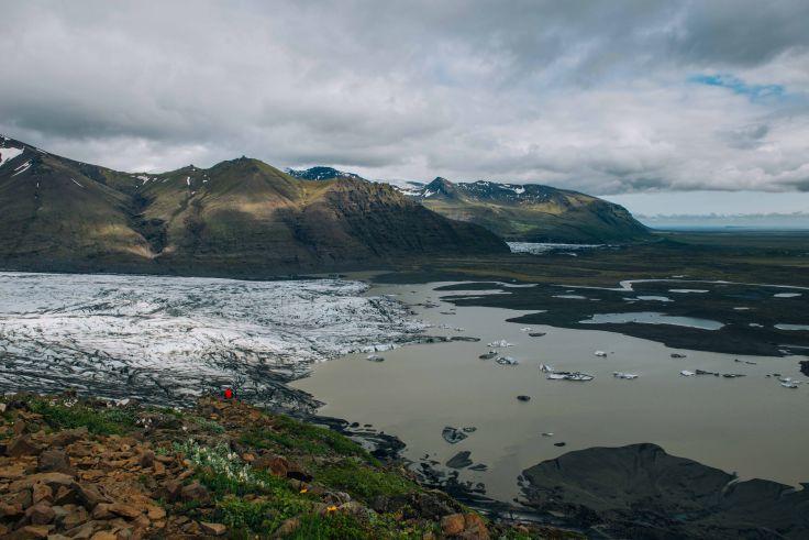 Skaftafell - Islande