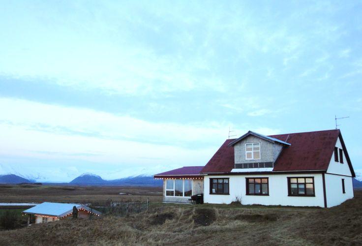 Hornafjordur - Islande