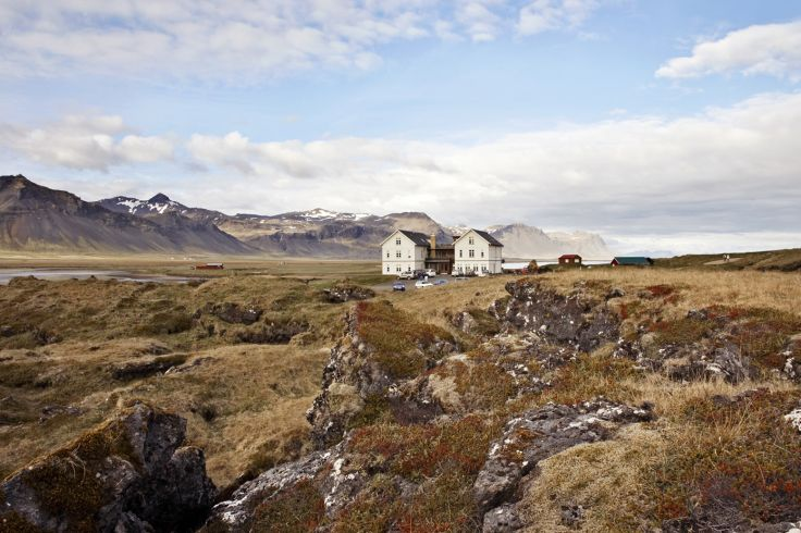 Neige d'ailleurs -  L'Islande option charme & en famille