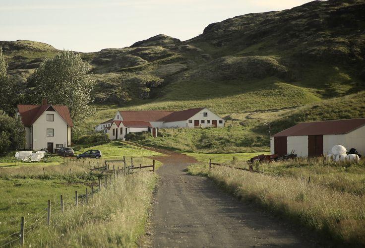 Selfoss - Islande