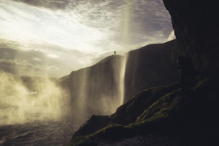 Chute de Seljalandsfoss - Islande