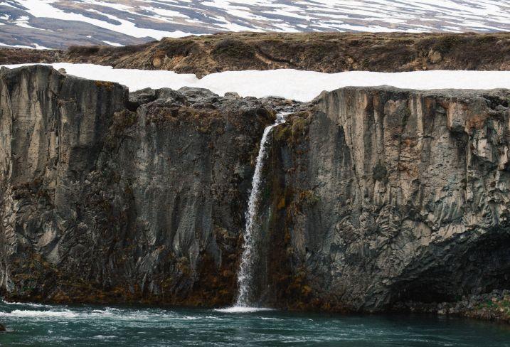 Goðafoss - Islande