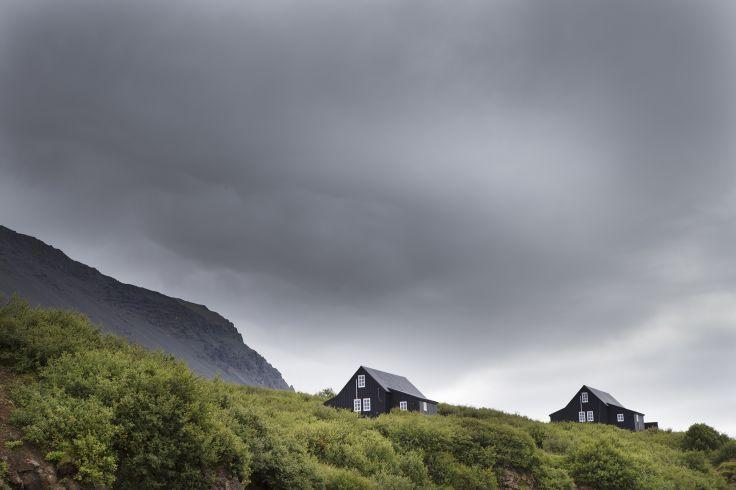 Borgarnes - Islande