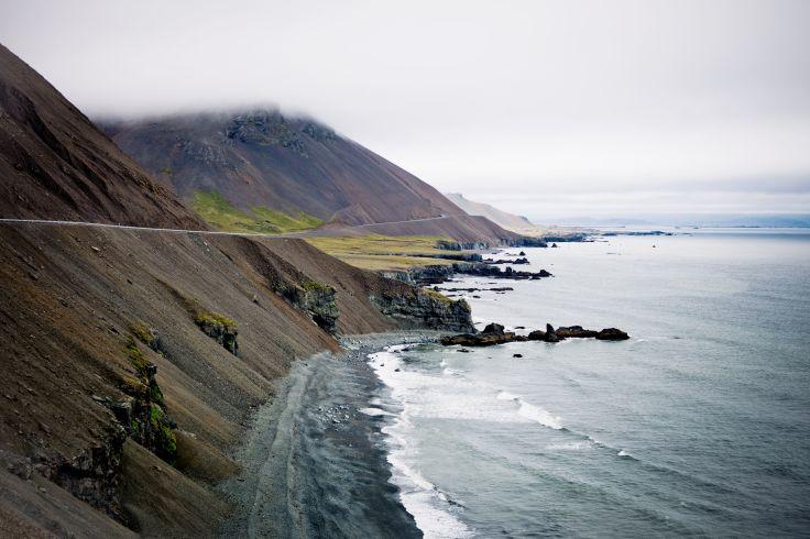 Région d'Austurland - Islande