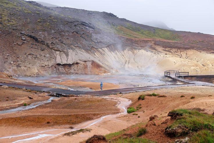 Kleifarvatn - Région de Suðurnes - Islande