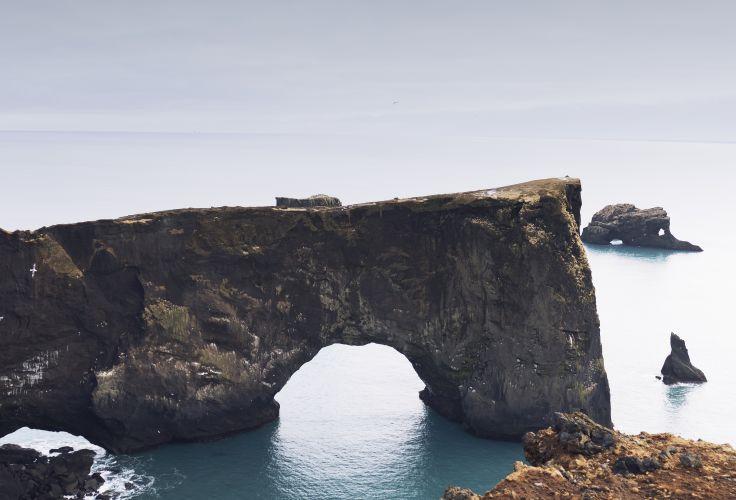 Dyrhólaey - Suðurland - Islande