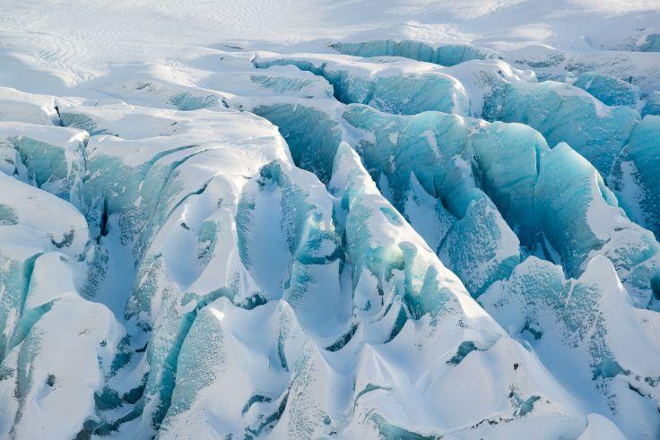 Svínafellsjökull - Vatnajökull - Islande