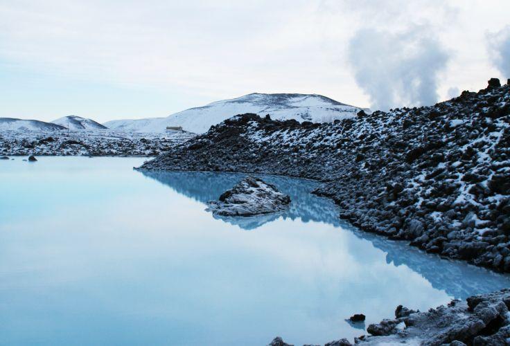Lagon Bleu - Islande