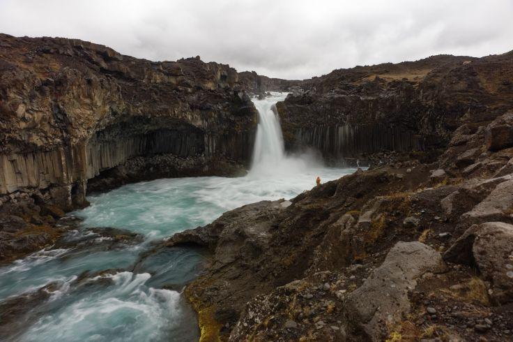 Aldeyjarfoss - Islande