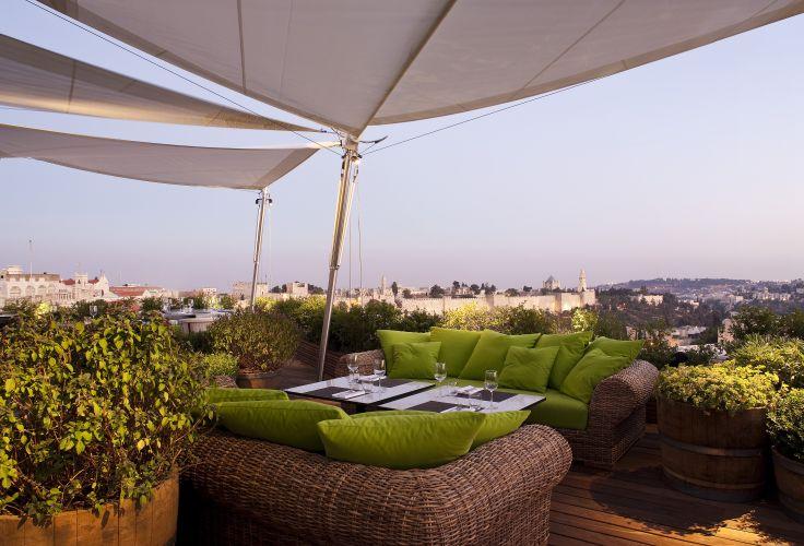 Hotel Mamilla - Jerusalem - Israël