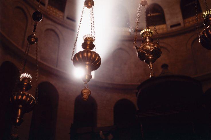 Église du Saint Sépulcre - Jérusalem - Israël