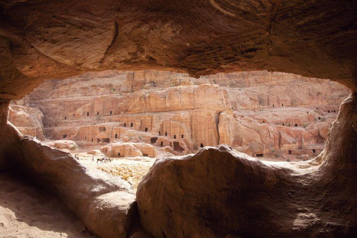 Région de Petra - Jordanie