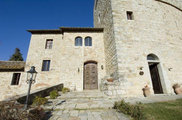 Sur Mesure en Italie : Chianti - Location de charme au château