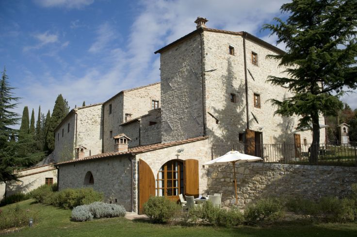Relais Borgo di Pietrafitta (Pera) - Castellina in Chianti - Italie
