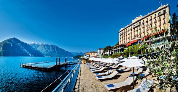 Séjour en Italie : Lac de Côme - Dans la magie du Grand Hotel Tremezzo Palace