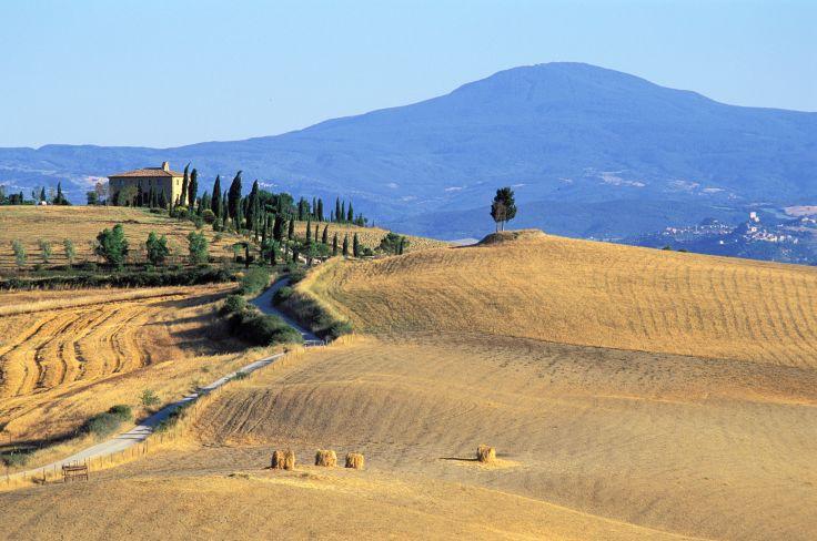 Rêve d'Italie - De Toscane en Ombrie en hôtels de charme