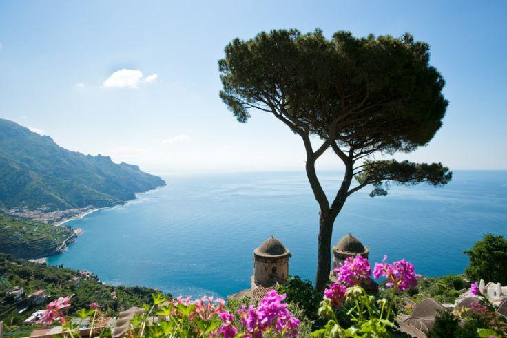 O Sole Mio - Naples et la côte amalfitaine