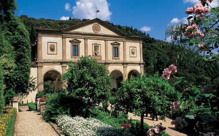 Week-end à Florence - Dans la légende de la Villa San Michele