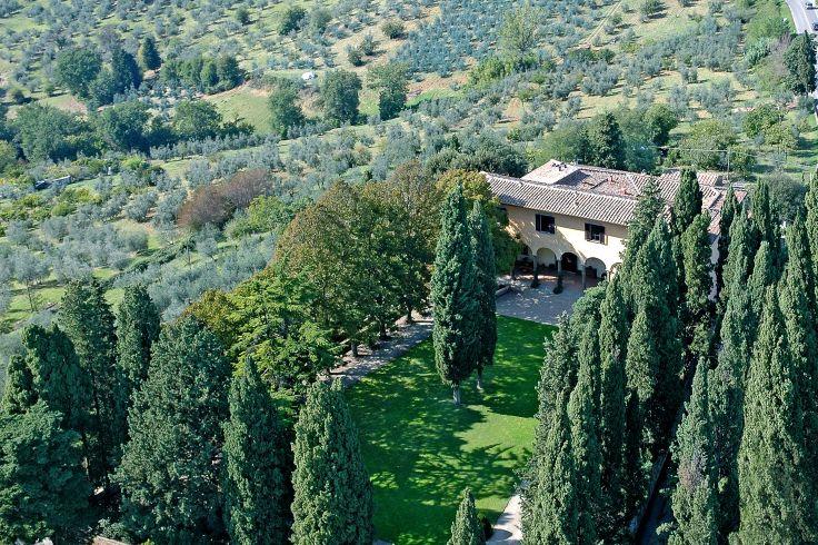 Chianti et Médicis - Toscane et Ombrie en hôtels de charme