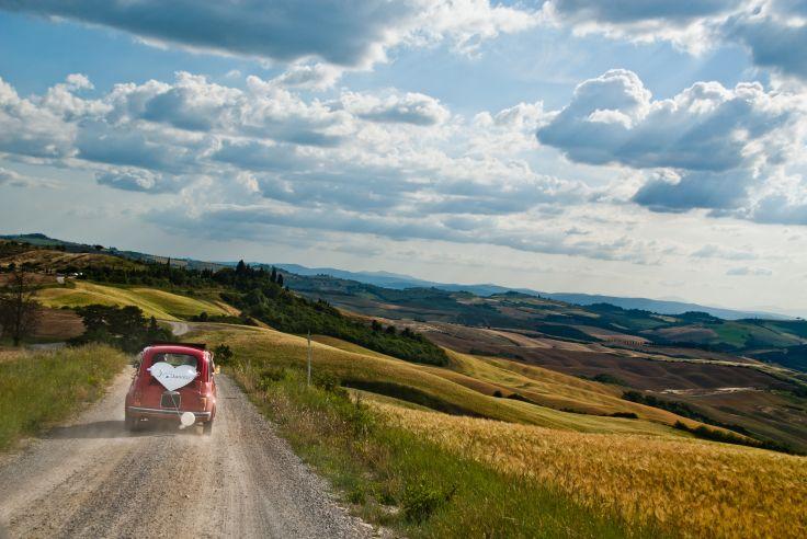 Voyage de Noces en Toscane - Un rêve d'Italie