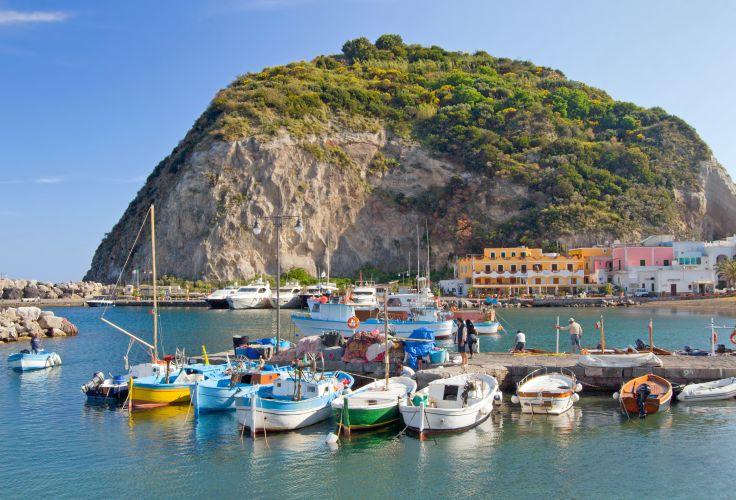 San Angelo d'Ischia - Naples - Italie