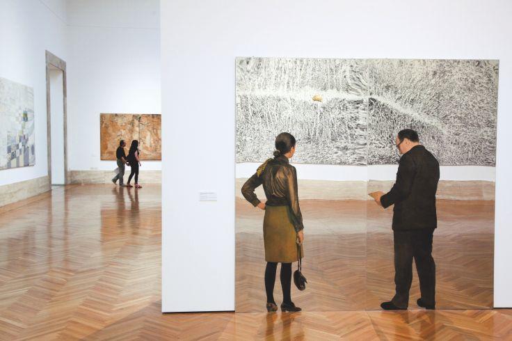 Galerie Nationale d'Art Moderne et Contemporain - Rome - Italie