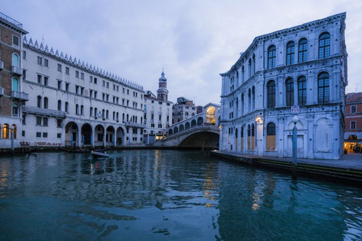 Nuits au palais, bateau privé & visite guidée - Venise romantique