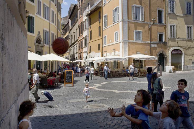 Voyage culturel en famille - De Rome à Florence en train