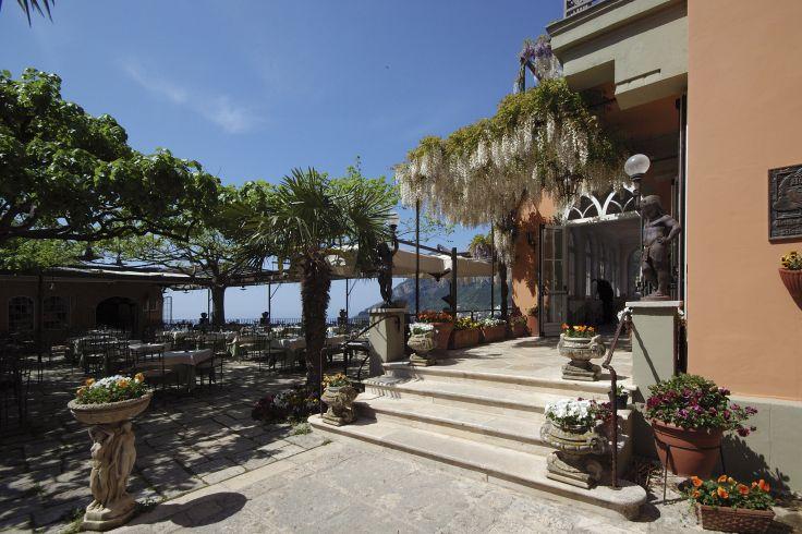 Hotel Villa Maria - Ravello - Italie