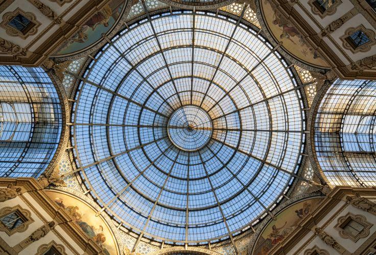 Galleria Vittorio Emanuele II - Milan - Italie