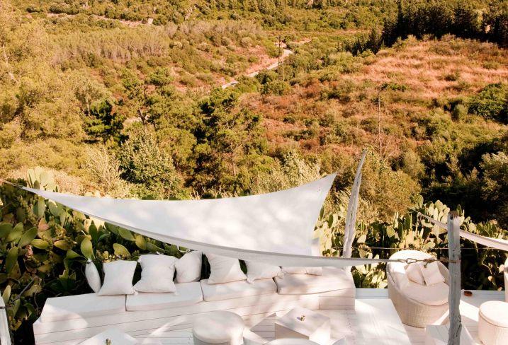 Un amour de Méditerranée - La Sardaigne en hôtels de charme