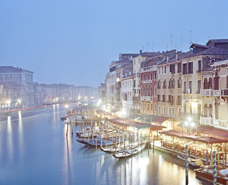 Venise italie for Hotel design venise