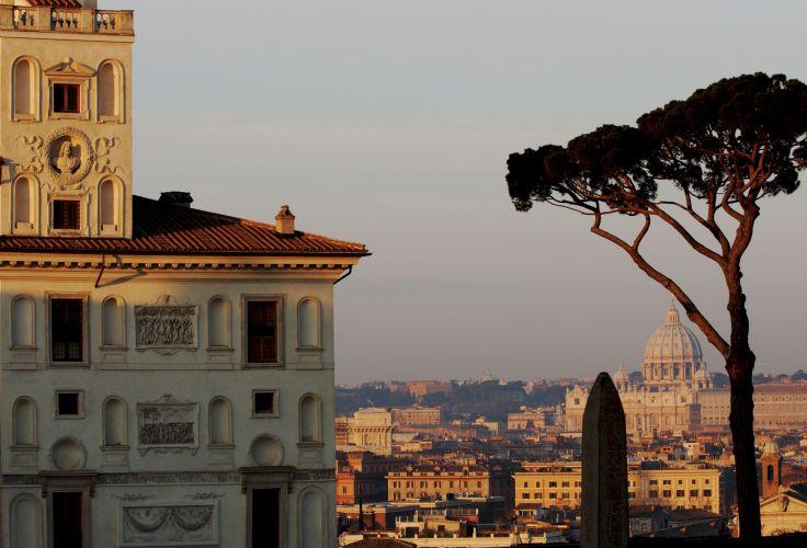 Villa Médicis - Rome - Italie