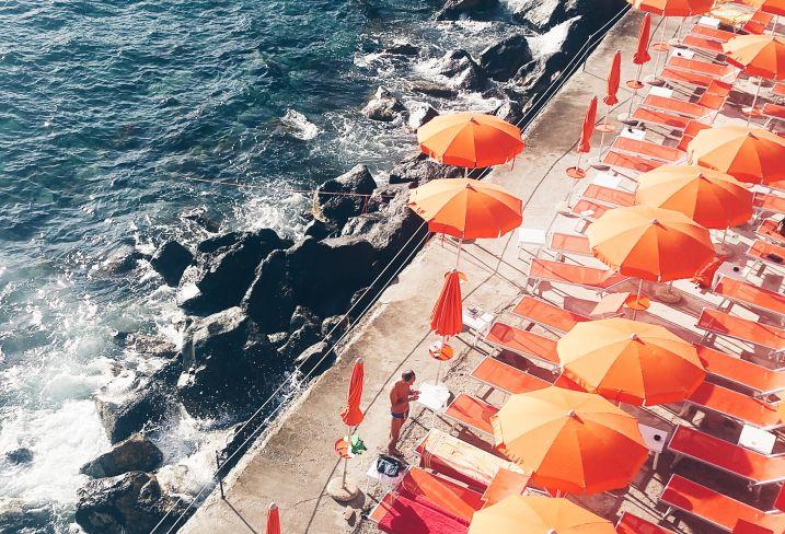 Praiano - Italie