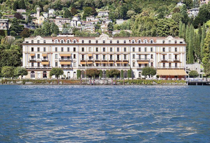 S jour sur le lac de c me la villa d 39 este voyageurs du monde - Lac de come hotel ...