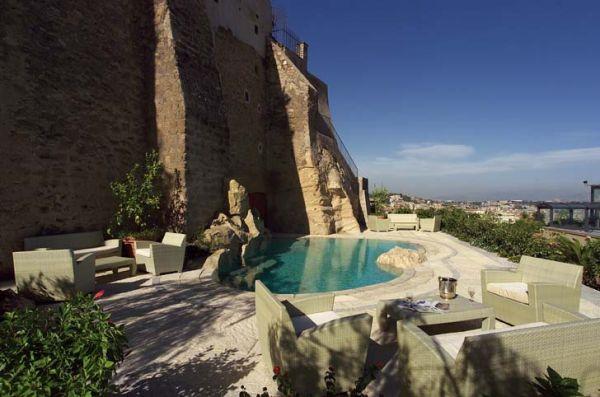 Séjour en Italie : San Francesco al Monte à Naples - Un couvent pour adresse