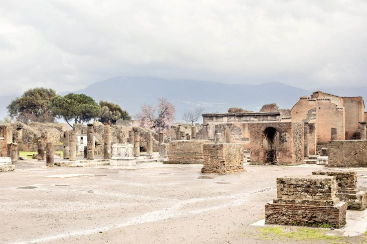 Pompéi - Campanie - Italie