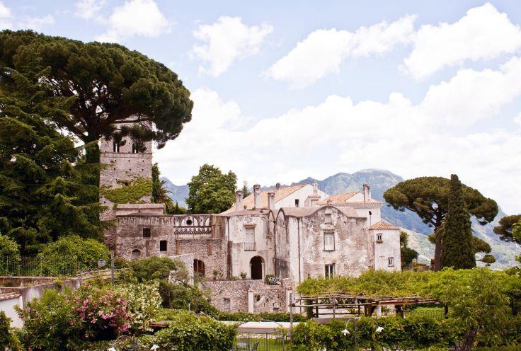 Villa Rufolo - Ravello - Italie