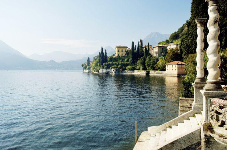 Lac de Côme - Varenna - Italie
