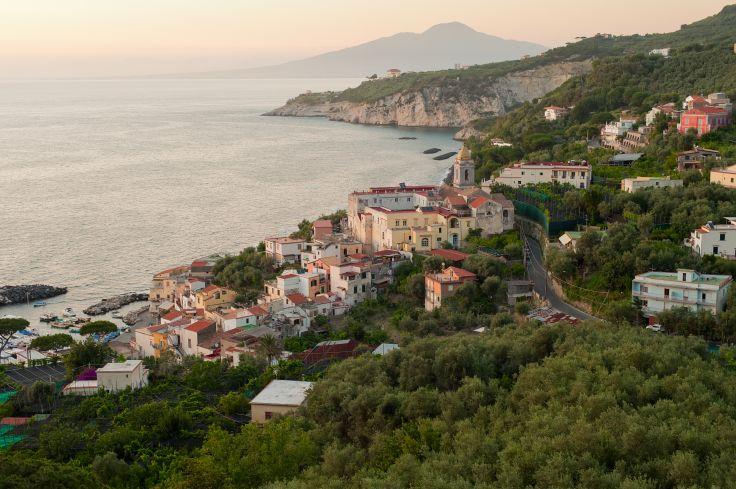 Sorrente - Côte amalfitaine - Italie