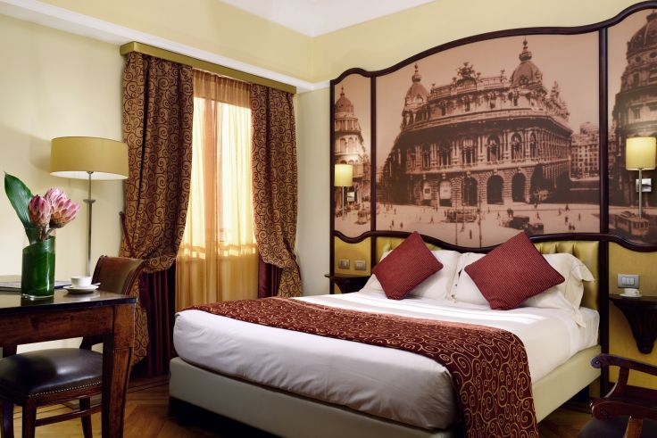 Grand Hotel Savoia (Classic Room) - Gênes - Italie