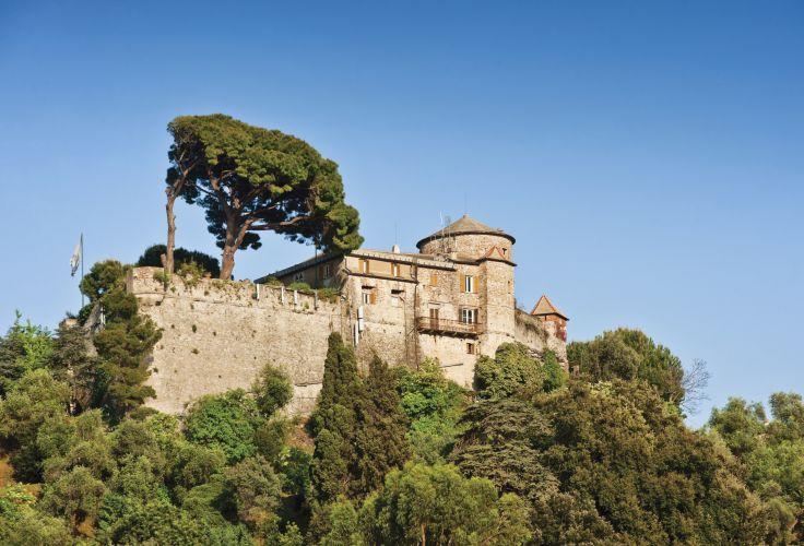 Château Brown - Ligurie - Portofino - Italie