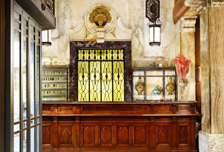 Grand Hotel Savoia - Gênes - Ligurie - Italie