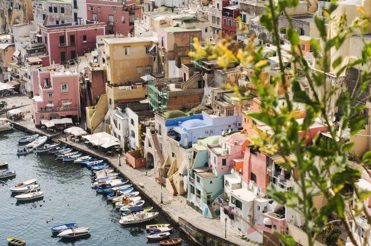 Corricella - Ile de Procida - Italie