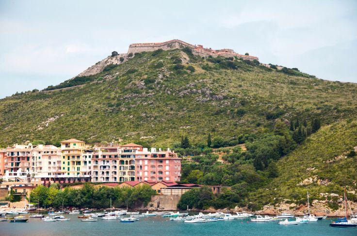 Porto Ercole - Toscane - Italie