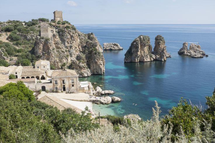 Scopello - province de Trapani - Sicile - Italie