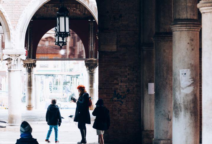Marché du Rialto - Venise - Vénétie - Italie