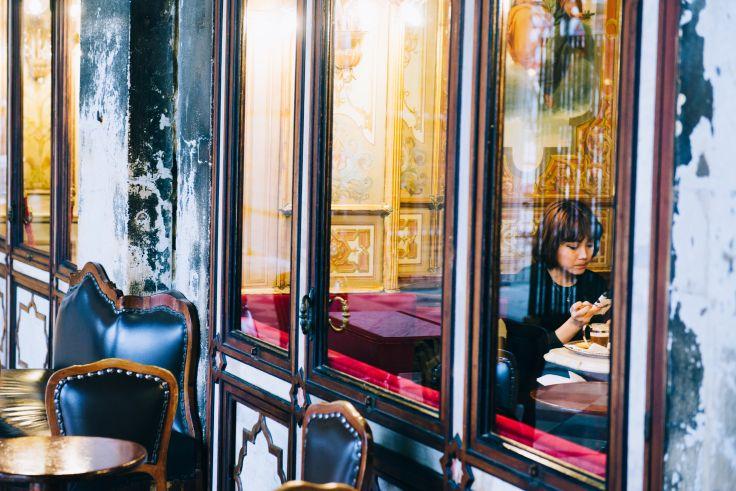 Esthètes en culottes courtes - De Florence à Venise en train