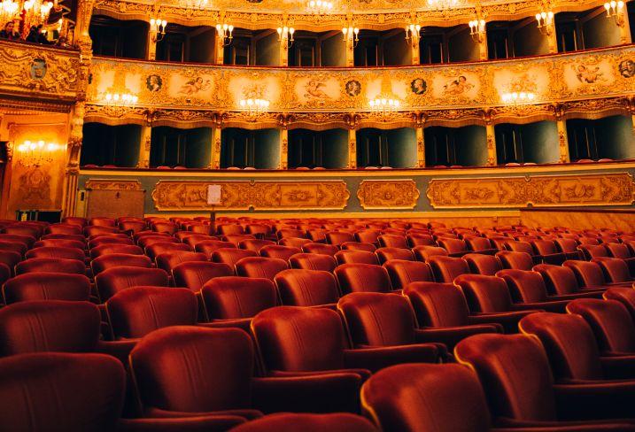 La Fenice - Venise - Vénétie - Italie